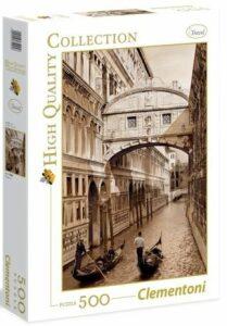 Puzzle Benátky - 500 dílků