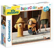 Maxi puzzle Mimoni - 104 dílků