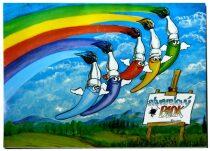 Skicák A4 200g/10 listů akvarelový