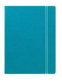 Filofax - notebook Classic, A5, tyrkysová