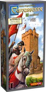 Carcassonne rozšíření 4: Věž