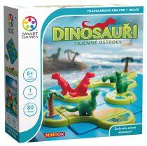 Dinosauři: tajemné ostrovy/SMART hra