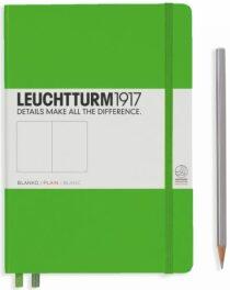 Zápisník Leuchtturm1917 Fresh Green Medium čistý