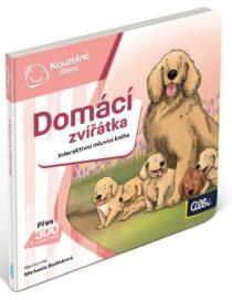 Minikniha Domácí zvířátka - Kouzelné čtení Albi