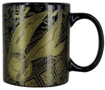 Hrnek Harry Potter - Zlatonka (300 ml)