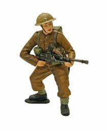Britský voják - západní Evropa 1944