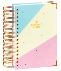 Denní diář Plánovač štěstí v dárkovém balení