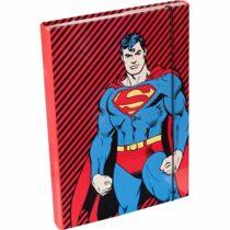 Desky na školní sešity A4 - Superman