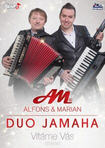 Duo Jamaha - Vítáme vás - CD + DVD
