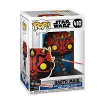 Funko POP Star Wars: Clone Wars W2 - Darth Maul