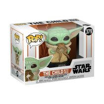 Funko POP TV: SW The Mandalorian - The Child w/Frog