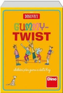 Gummy Twist - cestovní hra