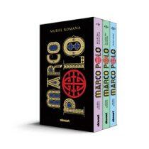 3ks Marco Polo - dárkový box (komplet)