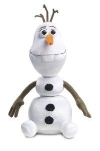 Ledové království - mluvící plyšová hračka Olaf