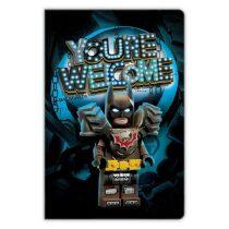 LEGO MOVIE 2 Zápisník - Batman