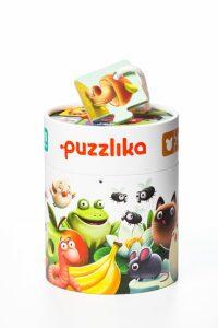 Mé jídlo: naučné puzzle 20 dílků