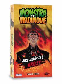 Monstra vs. Hrdinové - Desková hra