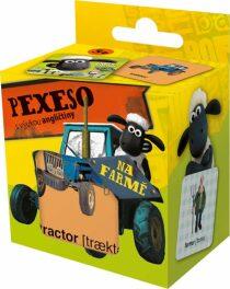 Ovečka Shaun - Pexeso na farmě s výukou angličtiny, 36 kartiček v krabičce