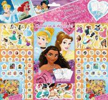 Princezny - Samolepkový set 500 ks