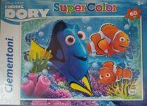 Puzzle 60 Hledá se Dory
