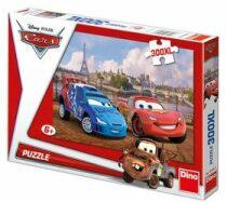 Puzzle Cars v Paříži
