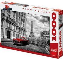 Puzzle Jaguár v Paříži
