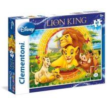 Puzzle Supercolor 60, Lví král