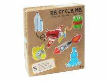 Re-cycle-me set pro kluky - PET lahev