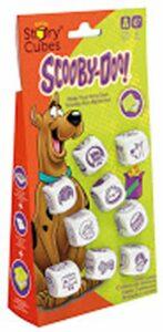 Rory´s Story Cubes: Scooby Doo/Příběhy z kostek