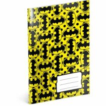 Sešit - Batman/Yellow/A5 nelinkovaný 40 listů