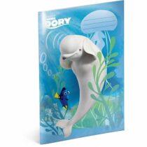 Sešit - Hledá se Dory/Bailey/A4 linkovaný 40 listů