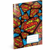 Sešit - Superman/Shapes/A5 nelinkovaný 40 listů