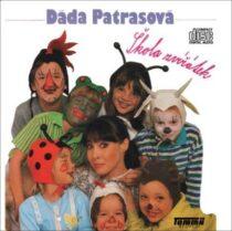 Dáda Patrasová: Škola zvířátek CD