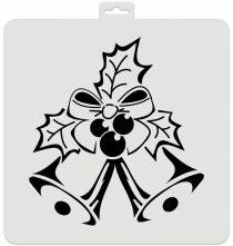 Vánoční šablona - Vánoční zvonky