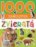 1000 samolepiek Zvieratá