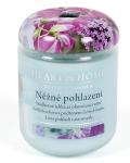 Svíčka Heart & Home - Něžné pohlazení (340 g)