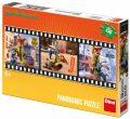 Panoramatické puzzle Zootropolis - 150 dílků