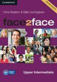 face2face Upper Intermediate Class Audio CDs (3),2nd