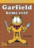 Garfield krmí zvěř