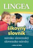 Nórsko-slovenský slovensko-nórsky šikovný slovník