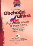 Obchodní ruština + 4 audio CD