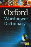Oxford Wordpower Dictionary+ CD-ROM Pack (4th)
