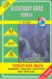 Slovenský kras Domica 1:50 000