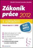 Zákoník práce 2012 s výkladem