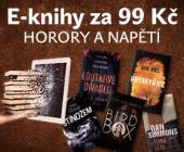 E-knihy za 99 Kč | Horory a napětí