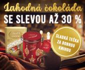 Oslaďte si Vánoce čokoládou Lindt | Sleva 30 %