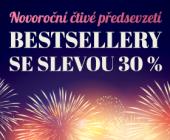 Čtivé předsevzetí | Bestsellery se slevou 30 %