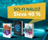 Sci-fi nálož | SLEVA 40 %