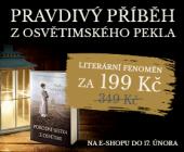 Porodní sestra z Osvětimi za 199 Kč | tištěná i e-kniha