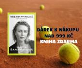 Dárek k nákupu nad 999 Kč | Autobiografie Nezastavitelná